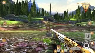 getlinkyoutube.com-Deer Hunter 2014 Animals Trolling Me!