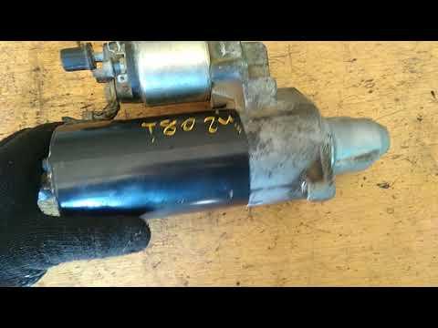 Стартер Мерседес E class W212 3 0 Cdi Om642 2010 Bosch 001115072 A0061516201 А0061516201