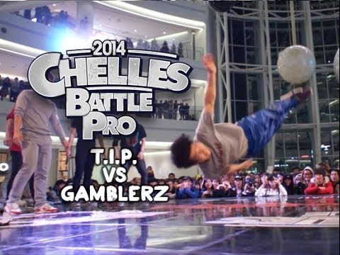 Gamblerz vs T.I.P. | STRIFE. | Chelles Battle Pro Korea 2014 | Final Battle