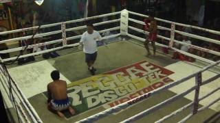 getlinkyoutube.com-Most Brutal Muay Thai Fight Ever Thailand Round 1