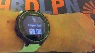 getlinkyoutube.com-Forerunner 235 After 65 km Test