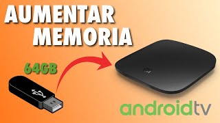 Aumentar Memoria en Xiaomi Mi Box y Nvidia Shield TV (Android TV) | Tutorial