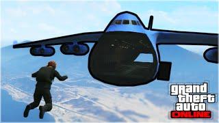 getlinkyoutube.com-Like A Flying Boss (Skydiving GTA 5 Stunt Montage)