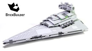 getlinkyoutube.com-Lego Star Wars 75055 Imperial Star Destroyer - Lego Speed Build