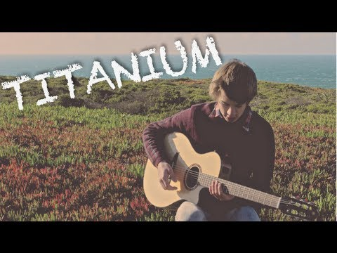 Titanium - David Guetta - Space Among Many Cover ft. Evan Chan and Glenna Roberts