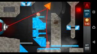 getlinkyoutube.com-Laserbreak niveau 27 solution