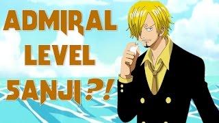 getlinkyoutube.com-One Piece Theory- Is Sanji Admiral Level/Chapter 799 & Beyond