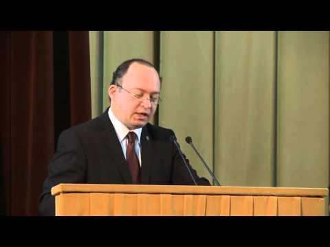 Bogdan Aurescu la deschiderea anului universitar