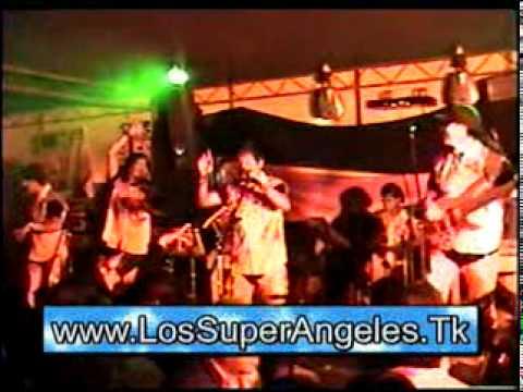 Los Super Angeles - no llama - primicia 2010