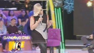 getlinkyoutube.com-Vice Ganda imitates running of Kris Aquino