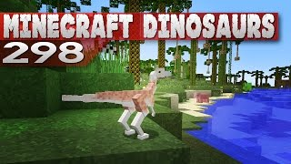 getlinkyoutube.com-Minecraft Dinosaurs! || 298 || Galli-Galli-Gallimimus