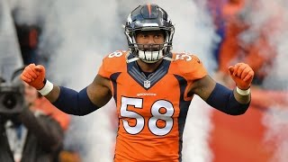 getlinkyoutube.com-Highlights Von Miller MVP NFL Season 2015 - 2016