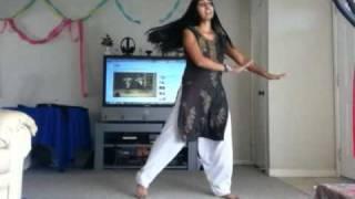 getlinkyoutube.com-Bajere Baje Dhol Ar Dhak (Dance Practice)