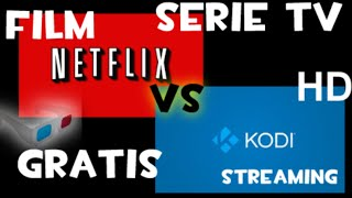 getlinkyoutube.com-COME GUARDARE FILM E SERIE TV GRATIS IN HD!!! come su NETFLIX, kodi tutorial marzo ita