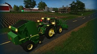 Farming Simulator 17 | Beford County:  Silage, Toys and Hay