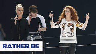 getlinkyoutube.com-Clean Bandit - Rather Be (Summertime Ball 2014)