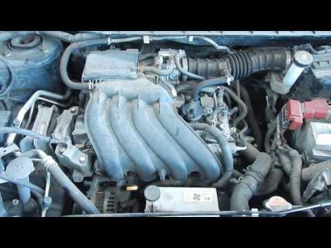 Двигатель Nissan для Juke (F15) 2011 после