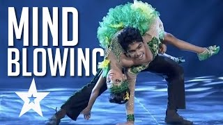 getlinkyoutube.com-These Child Dancers Will Blow Your Mind | Got Talent Global