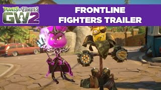 PvZGW2 - Frontline Fighters Update Trailer
