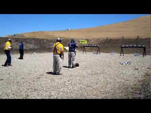 IRC 2012 Sunday Shoot-off, Jerry Miculek vs. Eric Leach