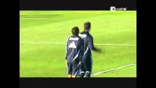 getlinkyoutube.com-Ronaldo,Kaka and Marcelo   Funny Moments Celebrations 09 10