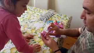 Barbie fashionnistas ve Barbie dream topya  bebeklerini açıyoruz