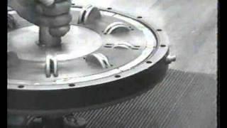 getlinkyoutube.com-Axial rotary engine - MADE in RUSSIA  since 1998 !!!