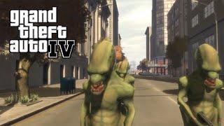 getlinkyoutube.com-GTA IV MOD - Invasion Alien a Liberty City !!