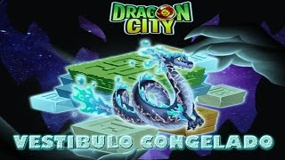 getlinkyoutube.com-Dragon city |  Isla laberinto Episodio 2 - Vestíbulo congelado
