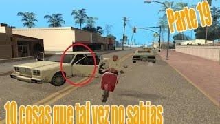 getlinkyoutube.com-GTA San Andreas 10 Cosas que tal vez no sabías (Parte 19) - Loquendo