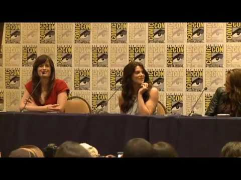 Breaking Dawn's Ashley Greene, Nikki Reed and More at Comic-Con 2011: Part 3