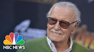 Stan Lee, Marvel Comics Creator, Dead At 95 | NBC News width=