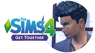 getlinkyoutube.com-Let's Play The Sims 4 Get Together —  Part 1 — Sorority