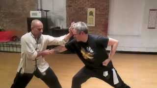 getlinkyoutube.com-Form to Fighting: The Techniques of Eagle Claw Kung Fu — The Claw