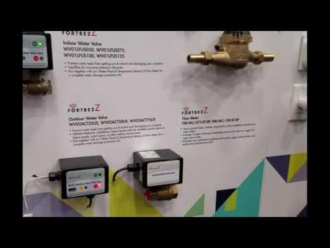 Outdoor and Indoor Water Valves