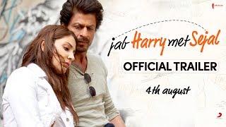 Jab Harry Met Sejal Trailer | Shah Rukh Khan, Anushka Sharma