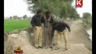 getlinkyoutube.com-Maman Lalo And Khoni Manhoon Police And Haram Paye Sindhi Vere Funny Comedy
