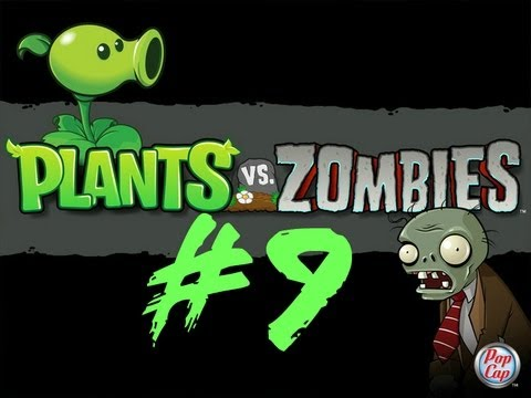 بلانت فس زومبي Plants vs. Zombies #9