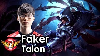 getlinkyoutube.com-Faker picks Talon