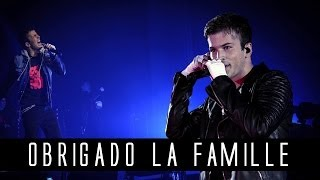 David Carreira - Obrigado La Famille (ft. Dry)