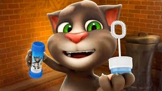 getlinkyoutube.com-Talking Tom and Friends 2 / Cartoon Games Kids TV