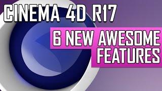 getlinkyoutube.com-Cinema 4D R17 Awesome New Features
