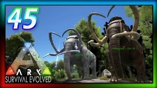 """Taming for the Army!"" (ARK: Survival Evolved) #45: Mammoths Tamed + ARK Survival Giveaway!"