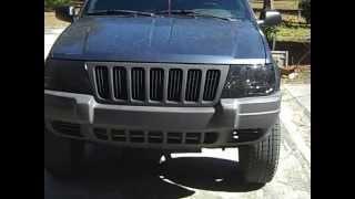 """getlinkyoutube.com-2001 Jeep Wj 4"""" Rough Country Review"""