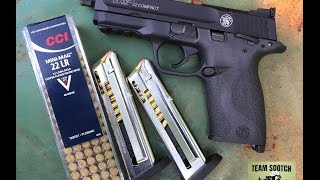 getlinkyoutube.com-Smith & Wesson M&P 22 Compact Review