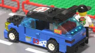 Lego Street Racers Picture Slideshow