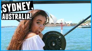 getlinkyoutube.com-MY FIRST DAY IN SYDNEY, AUSTRALIA!!
