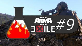 getlinkyoutube.com-Arma 3 Exile Bornholm #9 ~The New Home Base