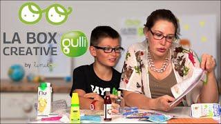 getlinkyoutube.com-Ouverture GENIALE de la Box créative Gulli by Tiniloo - SURPRISE en FAMILE ! Family Geek
