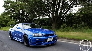 I BOUGHT A NISSAN SKYLINE R34 GTR!!